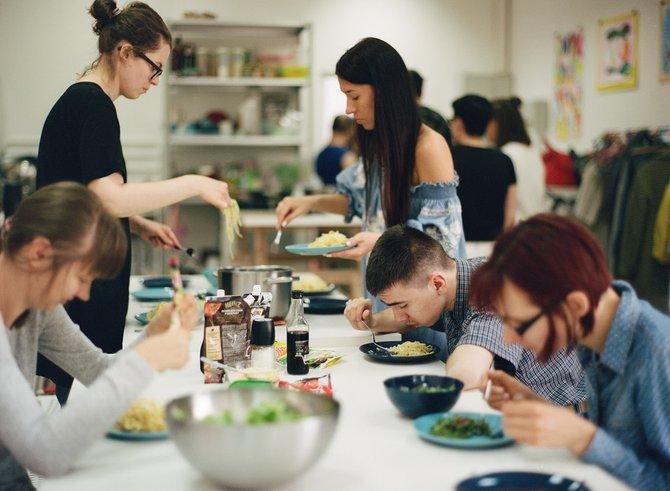 Инклюзивная мастерская в Петербурге превратится в кафе