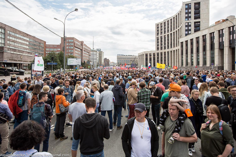 В Москве и регионах могут создать постоянные площадки для митингов