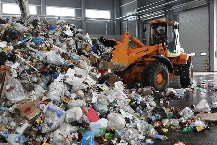 При росте объёма отходов в России заводы развивают переработку зарубежного мусора