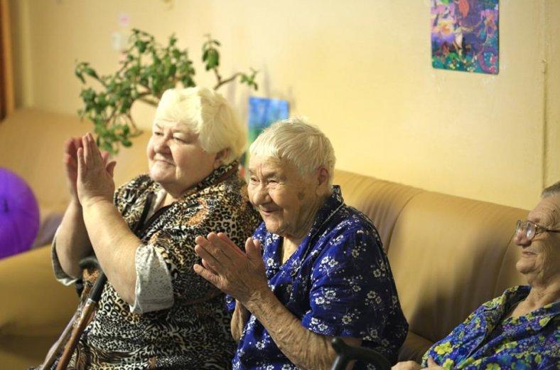 Волонтёры проведут встречу-знакомство с фондом «Старость в радость»