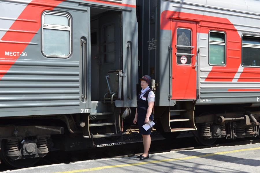 В Омске безработные получат профессию проводника пассажирских вагонов