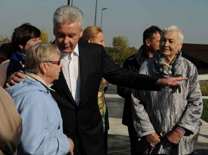 Мэр Москвы решил повысить минимальные пенсии