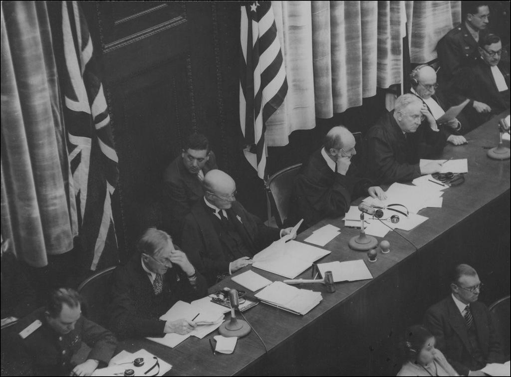 Государство поддержит съёмки отечественного фильма «Нюрнберг» к юбилею Победы