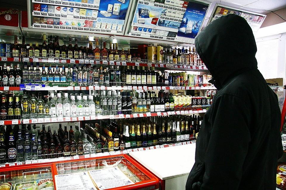 Алкоголь запретят продавать лицам моложе 21 года