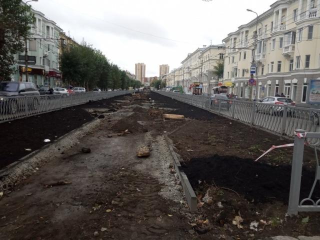 Жители Екатеринбурга потребовали вернуть озеленение в районе Химмаш