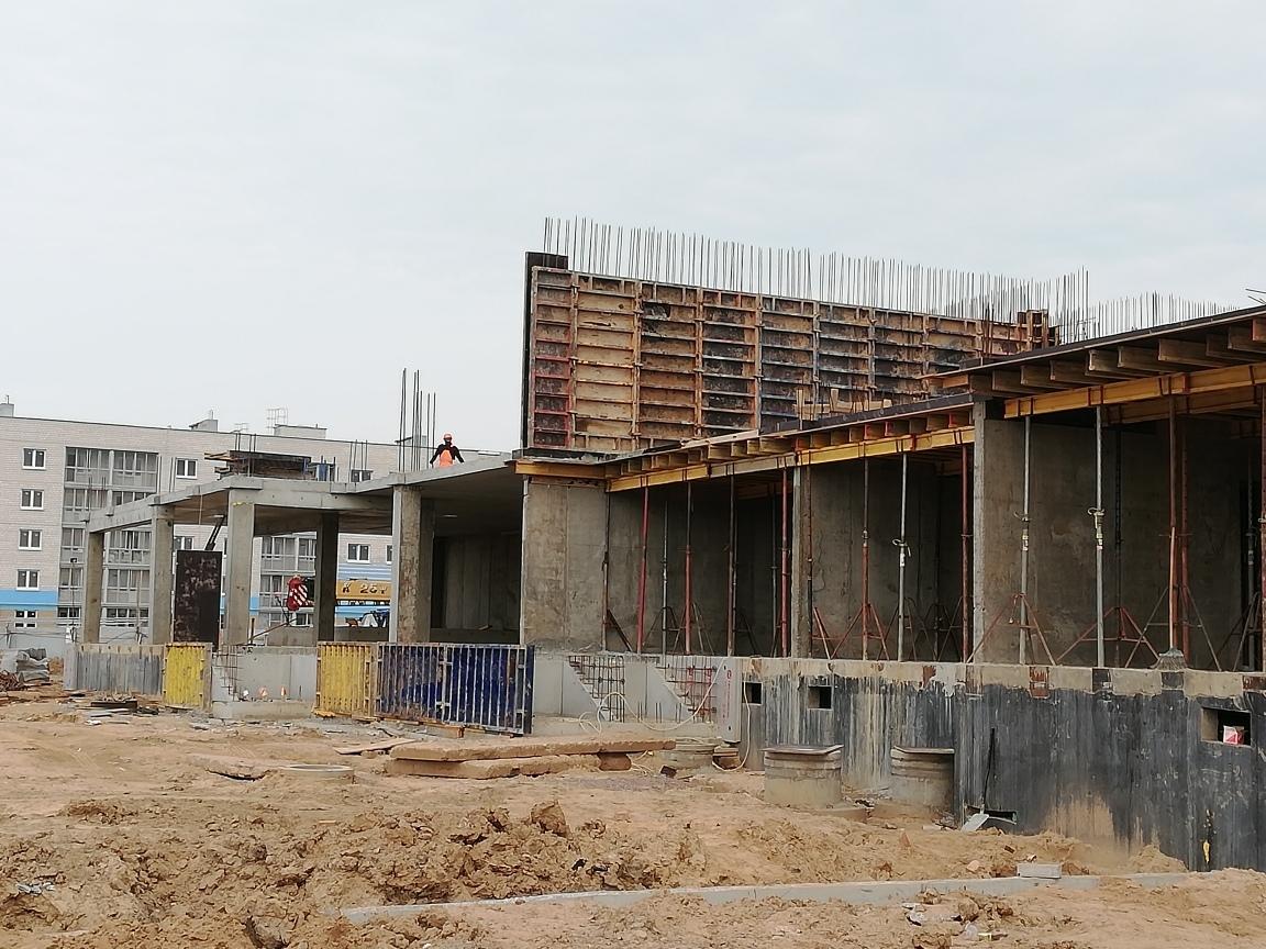 Строительство детсадов по нацпроектам в Новгороде забуксовало