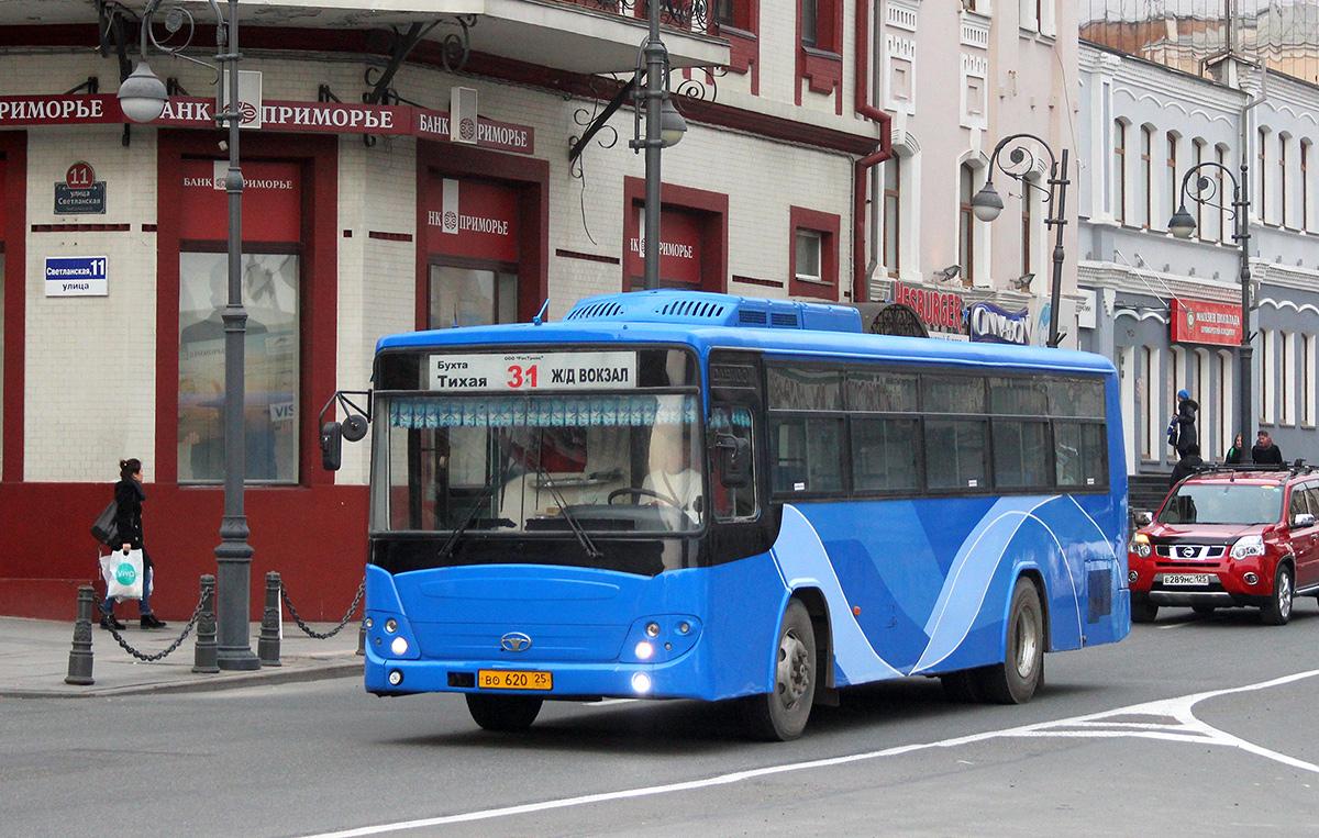 ООП проверит работу общественного транспорта на Дальнем Востоке