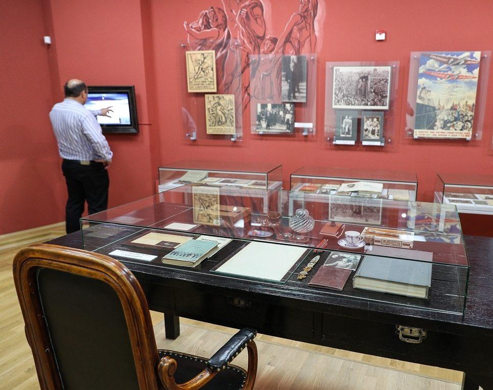 Литмузей в Самаре пополнит коллекция иллюстраций советских художников
