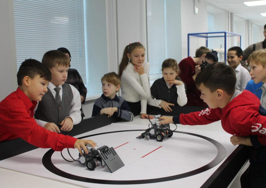 В сёлах Самарской области для детей откроют мини-технопарки