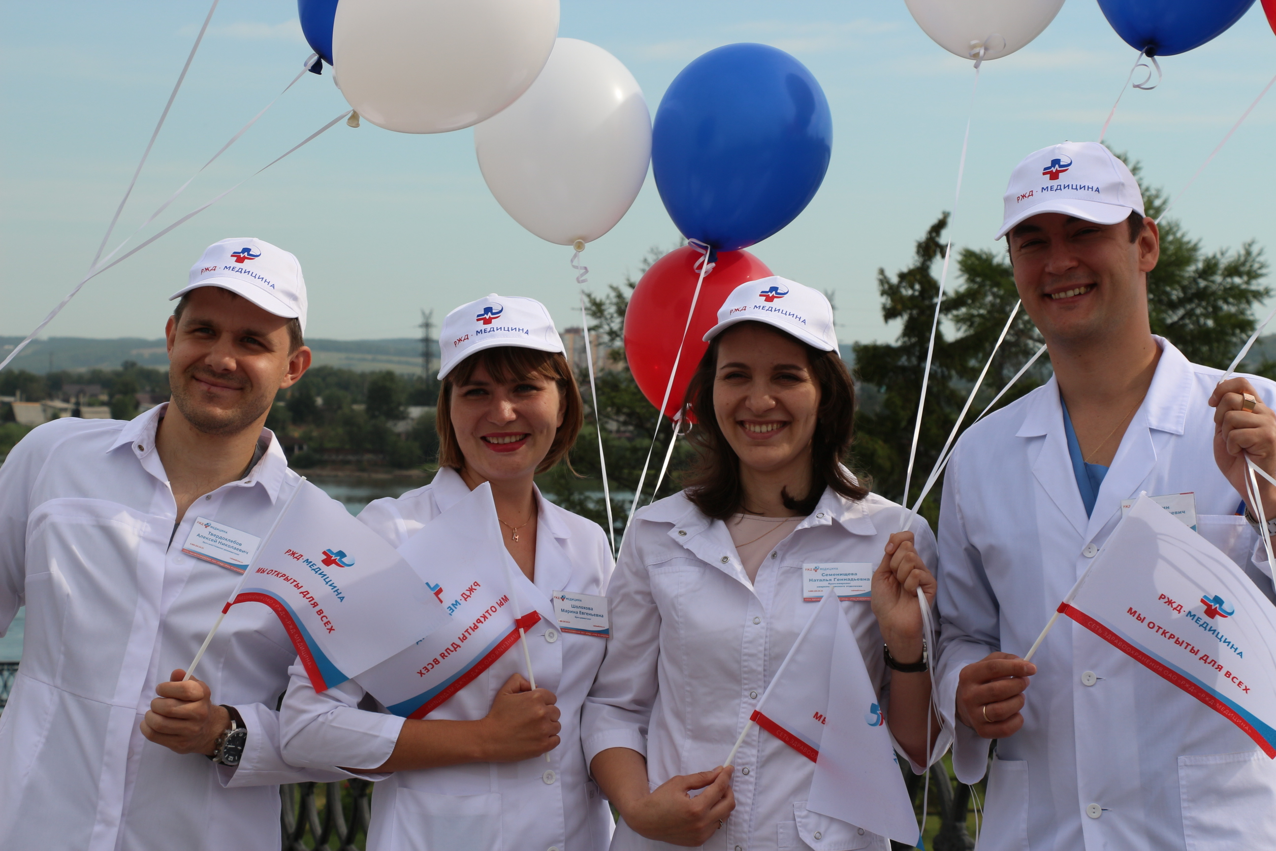 В России впервые будет организована массовая акция по оказанию первой помощи