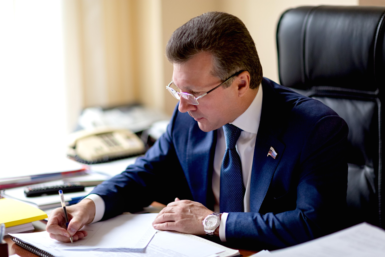 Сенатор Васильев дал оценку финансированию нацпроектов