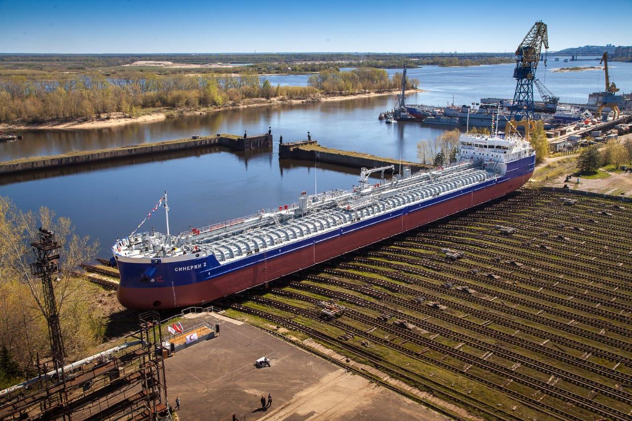Бизнес-миссию «От Винта!» в Нижнем Новгороде посвятили судостроению