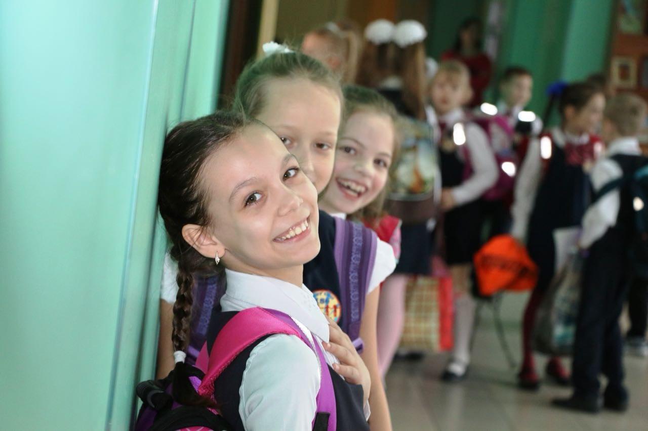 В московских школах вместо звонков прозвучат мелодии из мультфильмов