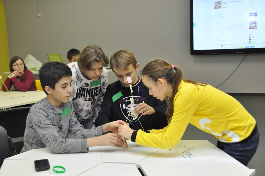 Сбербанк проведёт в школах Москвы просветительские мероприятия