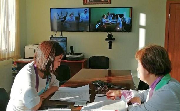 Власти Сахалина договорились о телеконсультациях с московскими клиниками