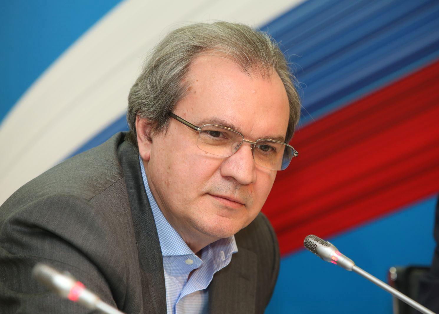 Председателем СПЧ стал секретарь Общественной палаты РФ Валерий Фадеев