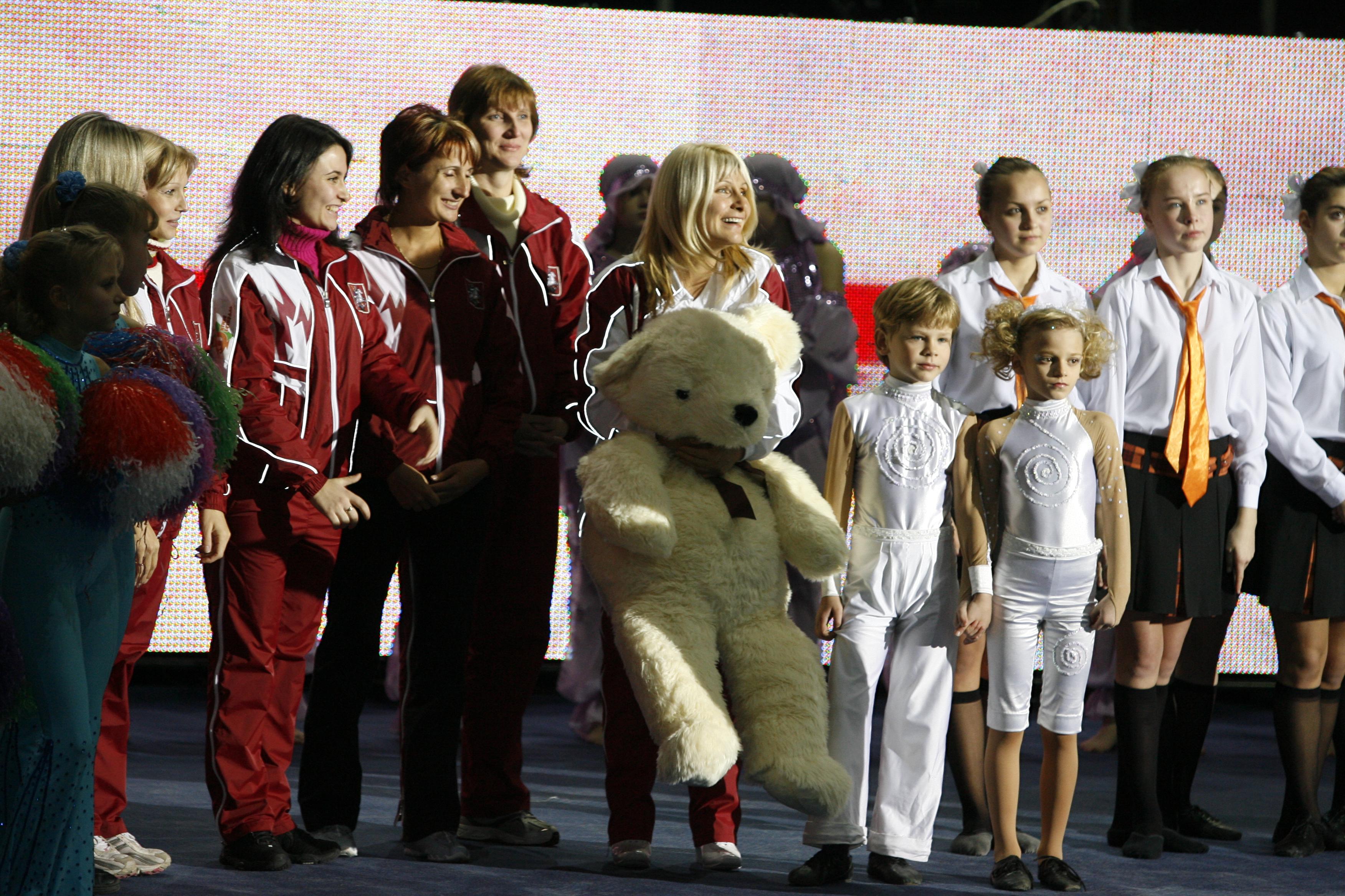 Руководителю фестиваля «От Винта!» объявлена благодарность Президента РФ за заслуги в области спорта