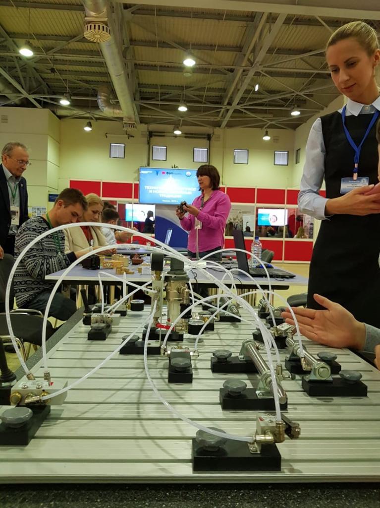 Фестиваль «От Винта!» организовал мастер-классы по применению новых технологий