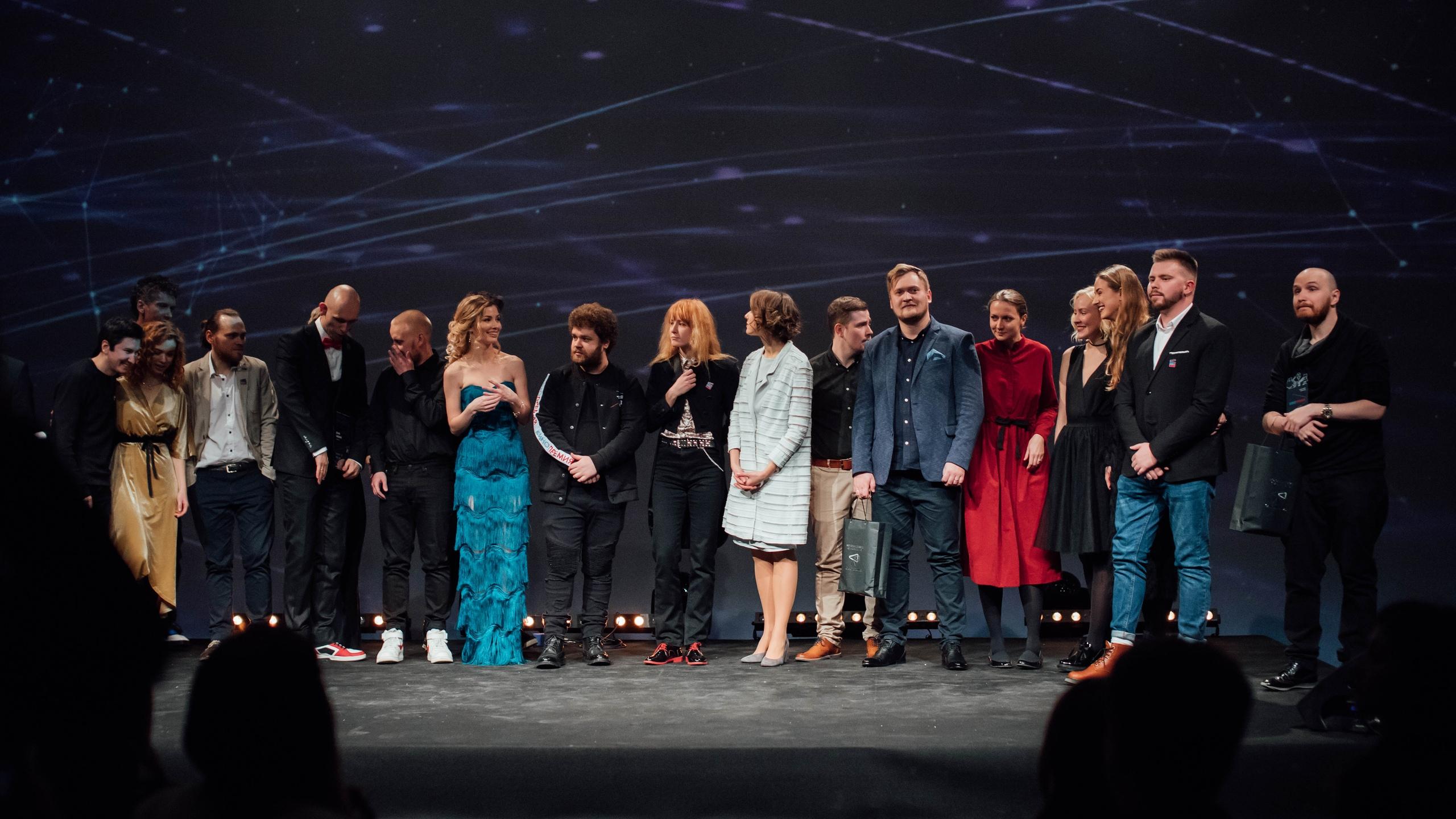 Победителей Национальной молодёжной кинопремии назвали в Москве