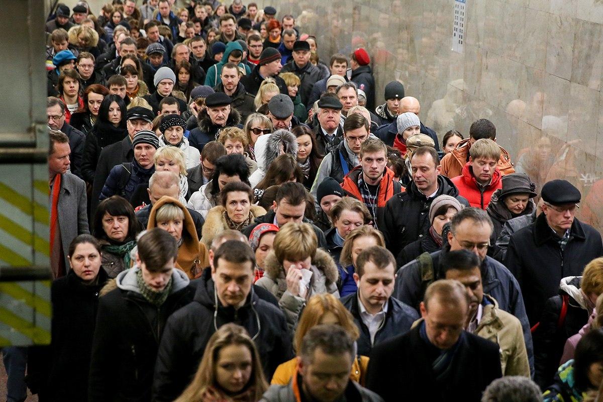 Счётная палата зафиксировала новое сокращение численности населения РФ