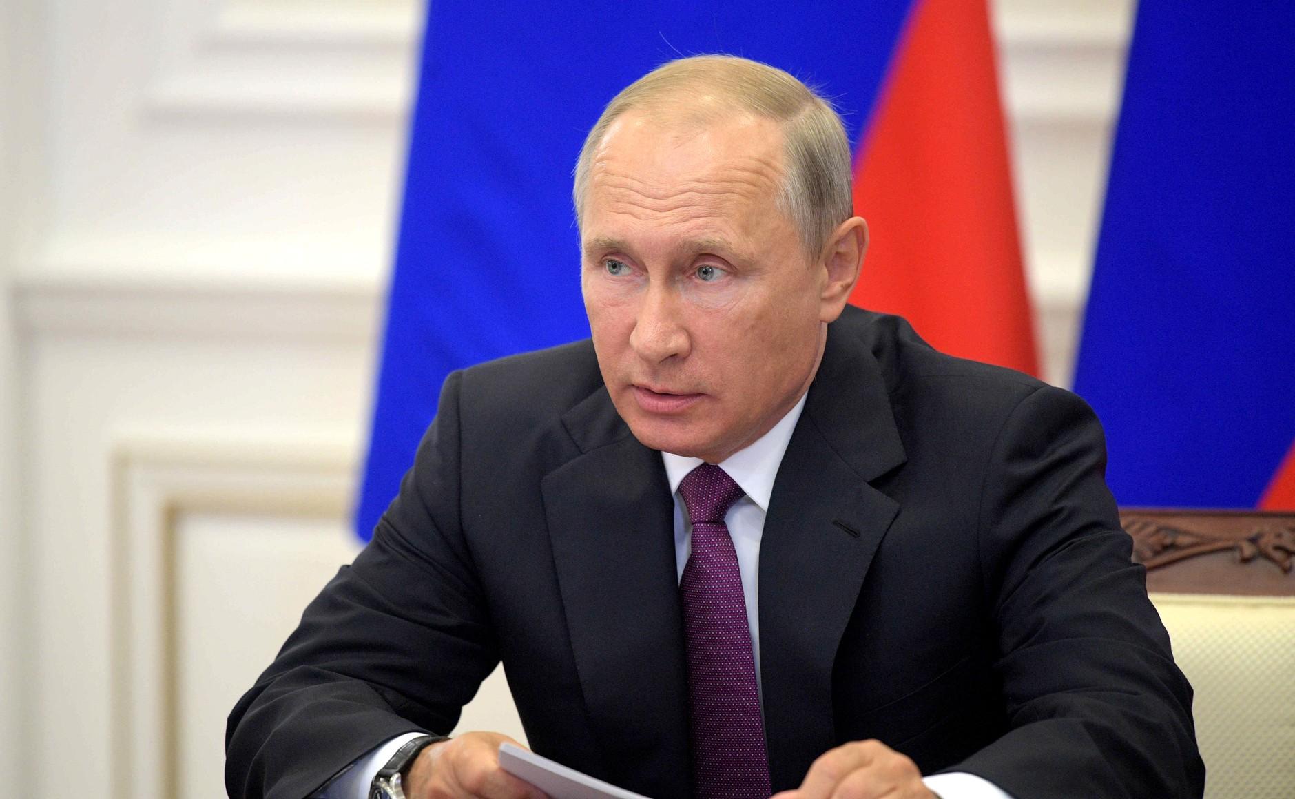 Путин отметил самый низкий за современную историю уровень безработицы в России