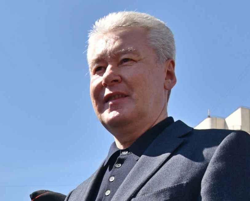 Мэр Москвы пригласил регистрироваться в центре «Мосволонтёр» к 75-летию Победы