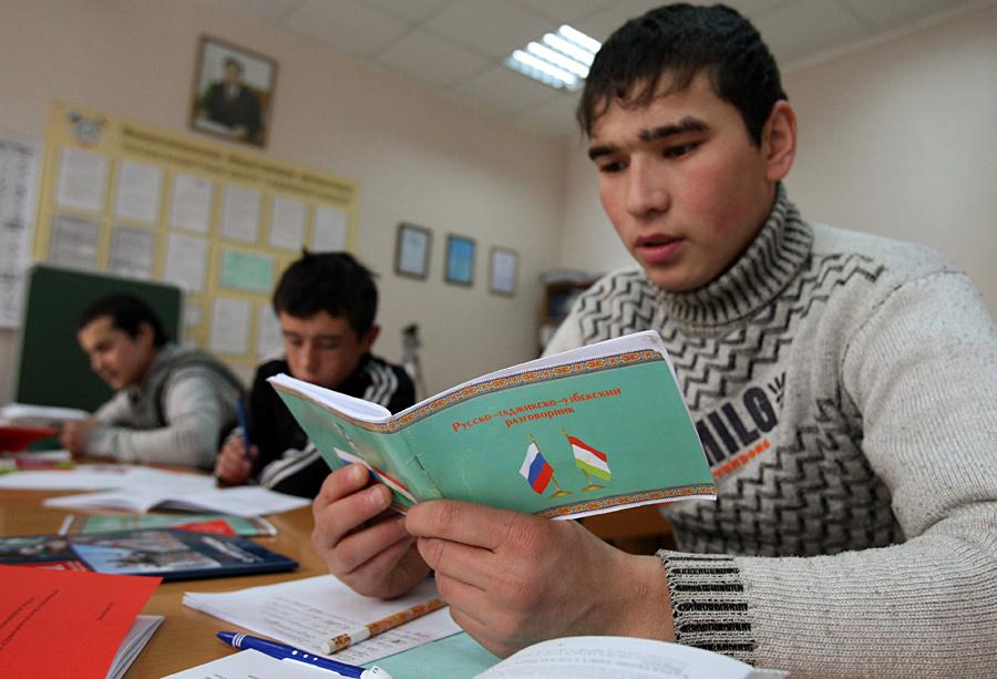 Штрафы могут ввести за нарушения в ходе экзаменов для мигрантов