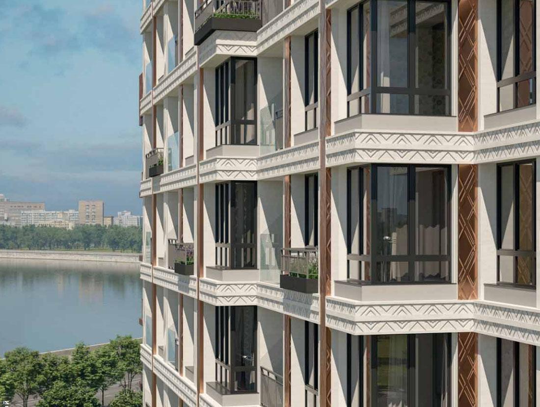 Сбербанк профинансировал строительный проект ГК «Инград» на 29,5 млрд рублей