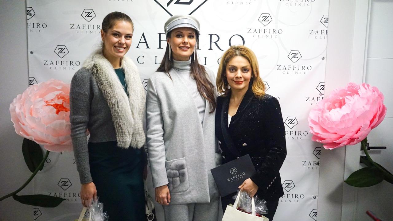 Оксана Фёдорова собрала благотворительный бьюти-девичник