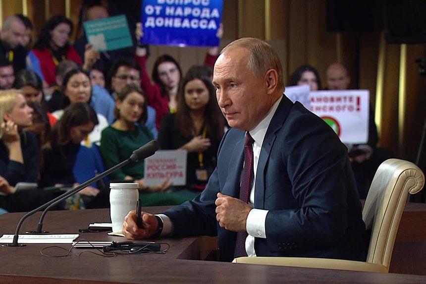 Президент неслучайно уделил внимание внутренней проблематике — сенатор Васильев