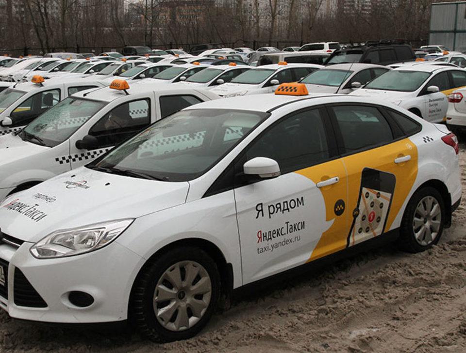 Тульские водители поддержали забастовку против «Яндекс.Такси»