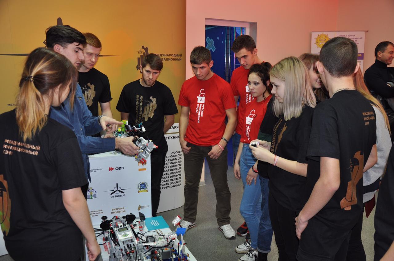 Фестиваль «От Винта!» в Брянске вышел на перспективные проекты