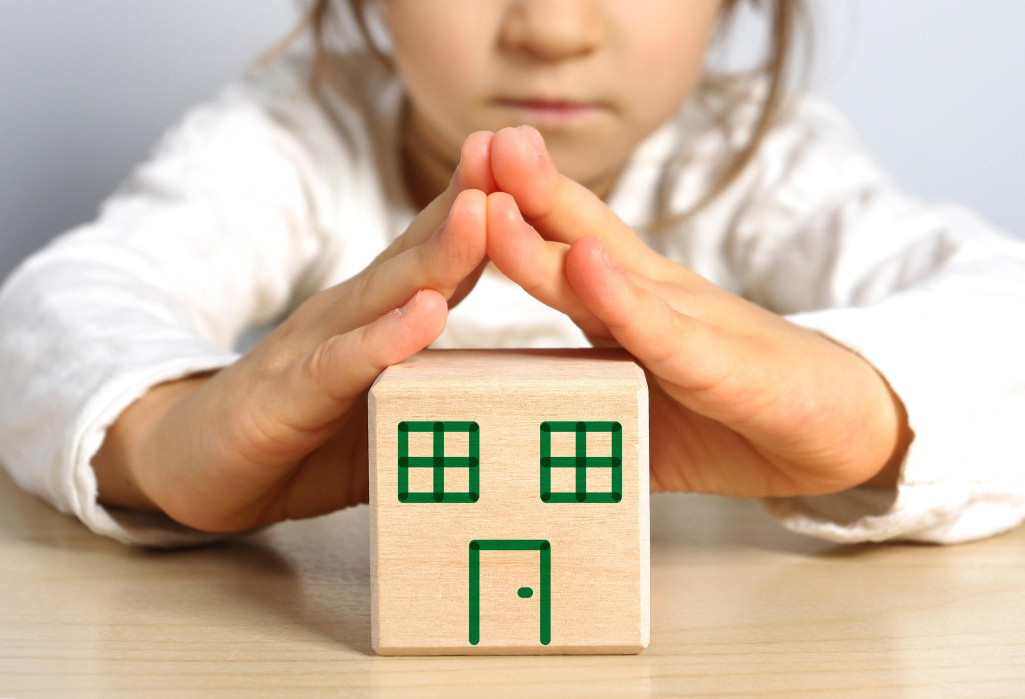 Разведённые родители будут обеспечивать детей жильём в рамках Семейного кодекса