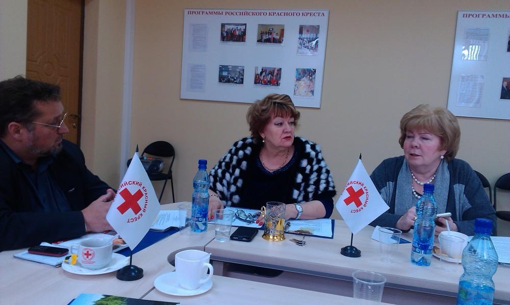 В РКК рассказали об основных добровольческих принципах организации