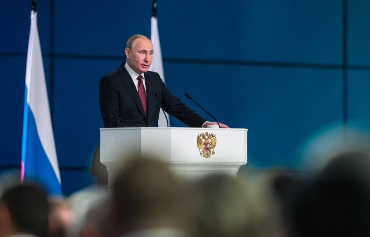 Путин предложил ввести ежемесячные выплаты на детей 3 — 7 лет