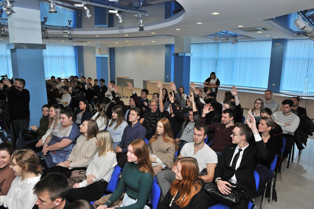 Более 70 тыс. студентов стажировались по проекту «Россия — страна возможностей»