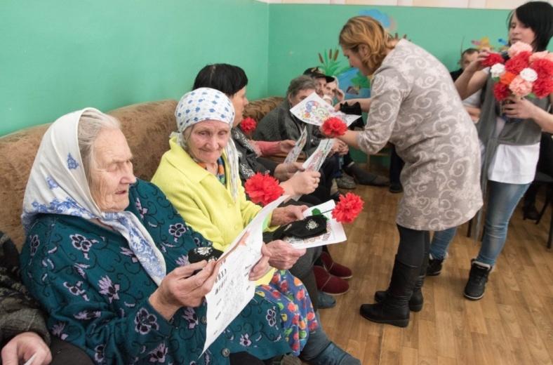 В Тамбове объявили о поиске волонтёров в помощь интернату для пожилых