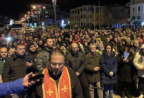 Наступление на права Сербской церкви в Черногории чревато проблемами — МИД РФ