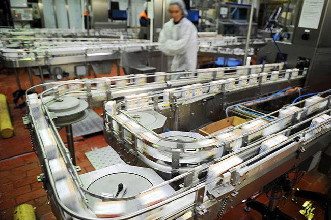 В столице пройдёт конкурс на контракт по производству продуктов для детей