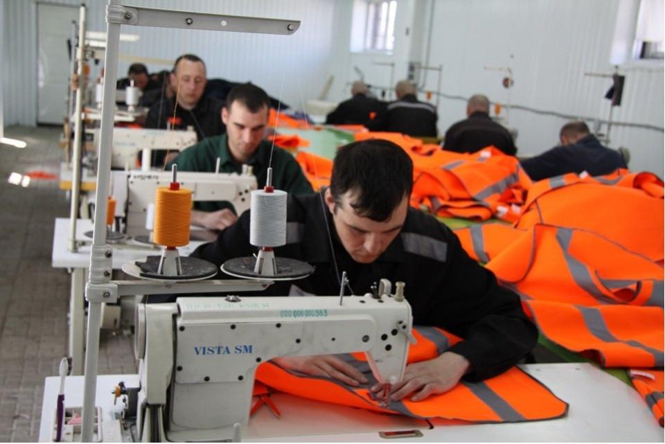 В Совфеде решили развивать трудовую занятость среди осуждённых