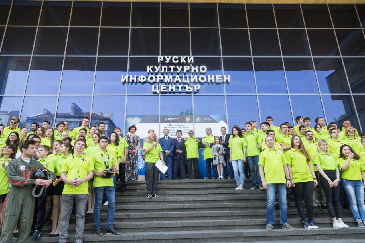 Фестиваль «От Винта!» установил сотрудничество с болгарскими участниками