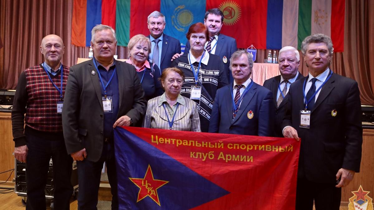 Ветераны спорта и общественники проведут встречу с чемпионами ЦСКА