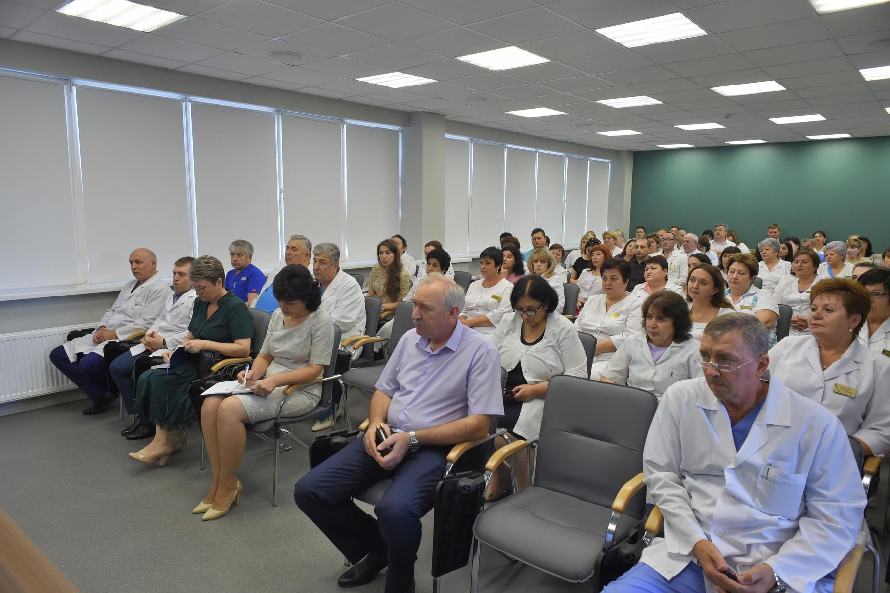 Вложения в нацпроект «Здравоохранение» в Адыгее увеличились в 2,5 раза
