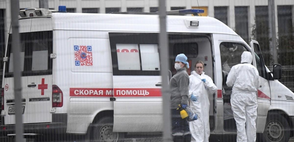 В Москве построят мобильную инфекционную больницу