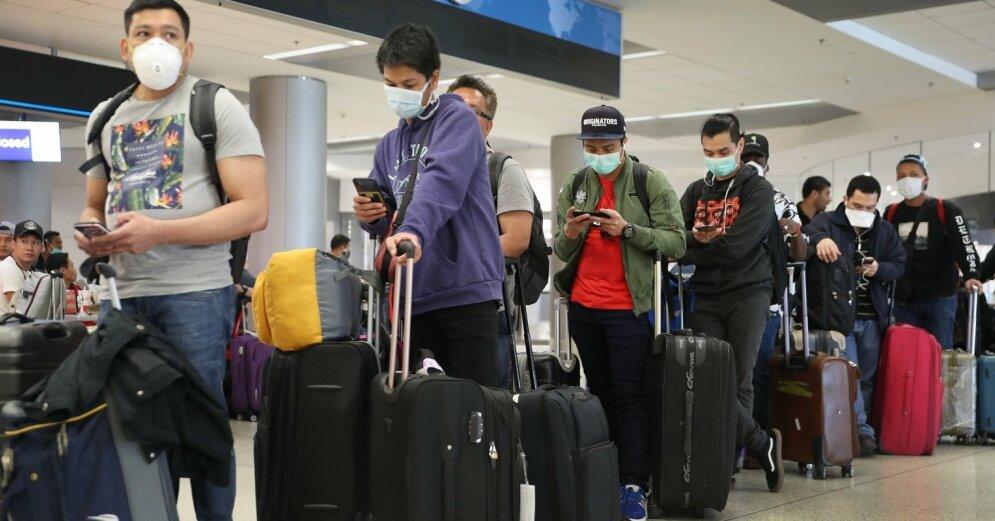 В Россию закроют въезд иностранцам с 18 марта