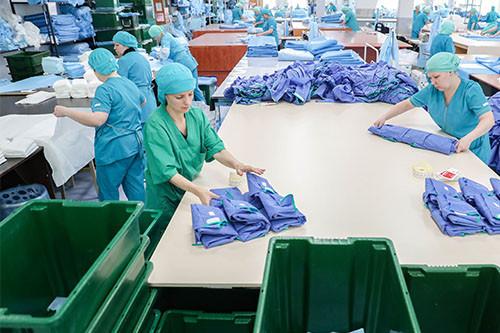 Из России ограничили вывоз масок и ряда медицинских изделий