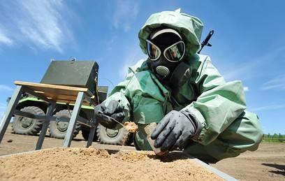 В столичном районе Москворечье начали подготовку к вывозу радиоактивного грунта