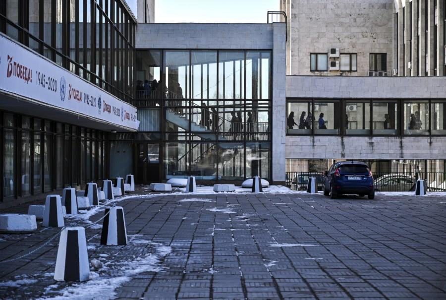 В столичных вузах начали рекомендовать студентам выехать из общежитий