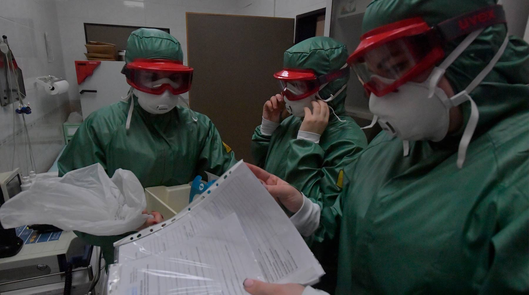 Собянин заявил об определении требований по лечению коронавируса к больницам и персоналу
