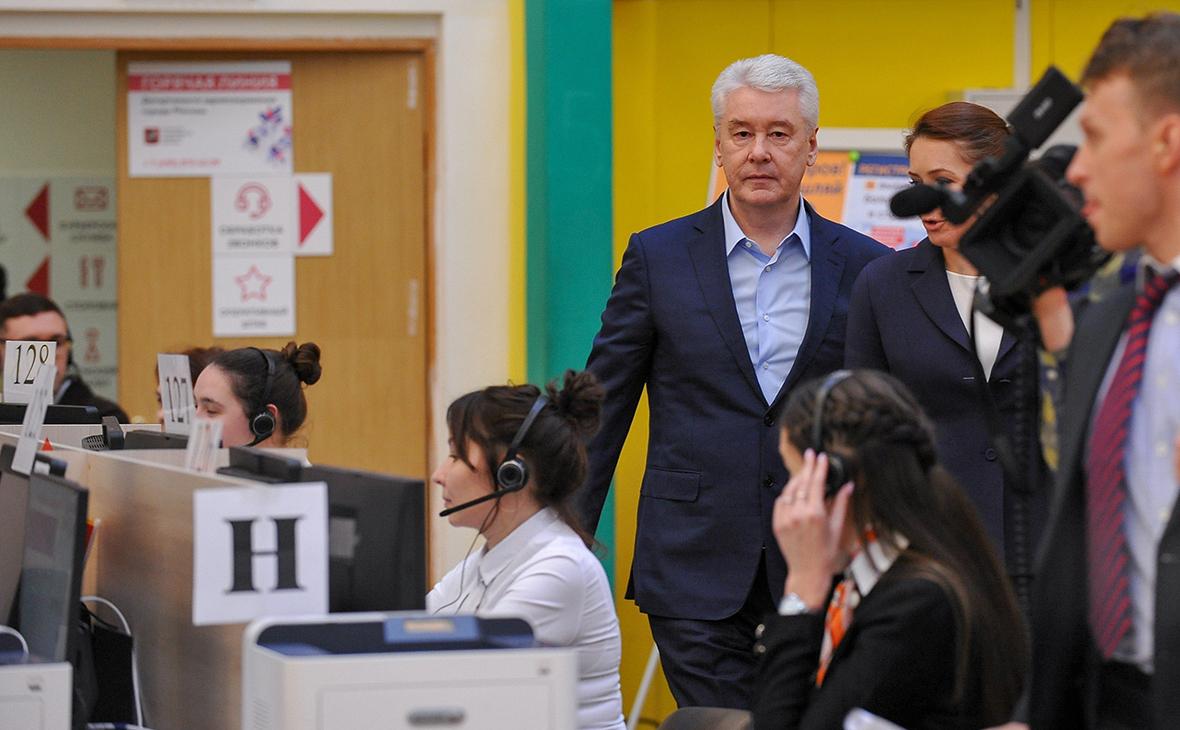 В Москве усилят меры по борьбе с распространением коронавируса